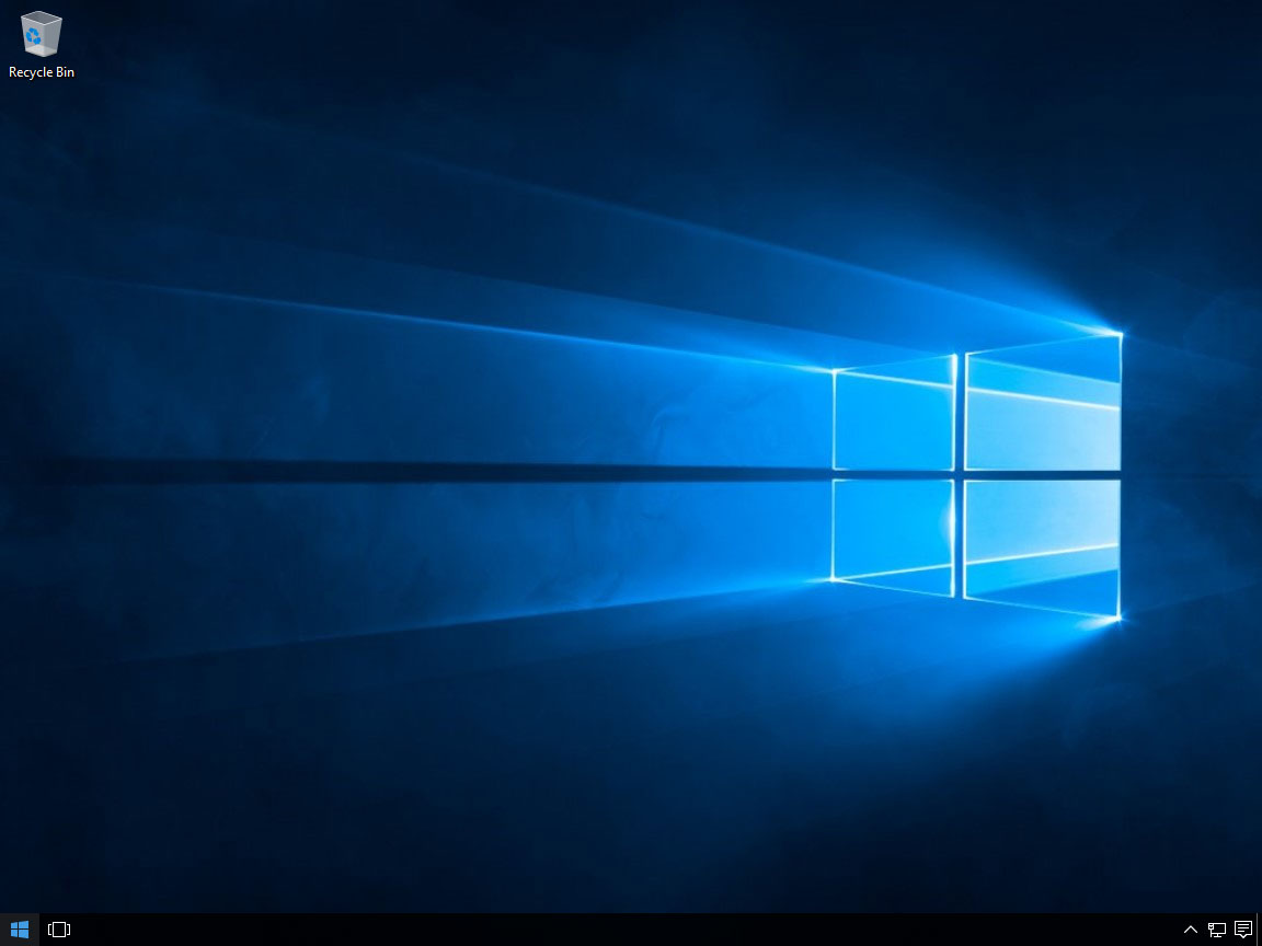 Windows 10 RDP 01