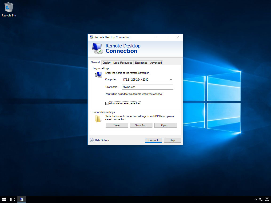 Windows 10 RDP 08