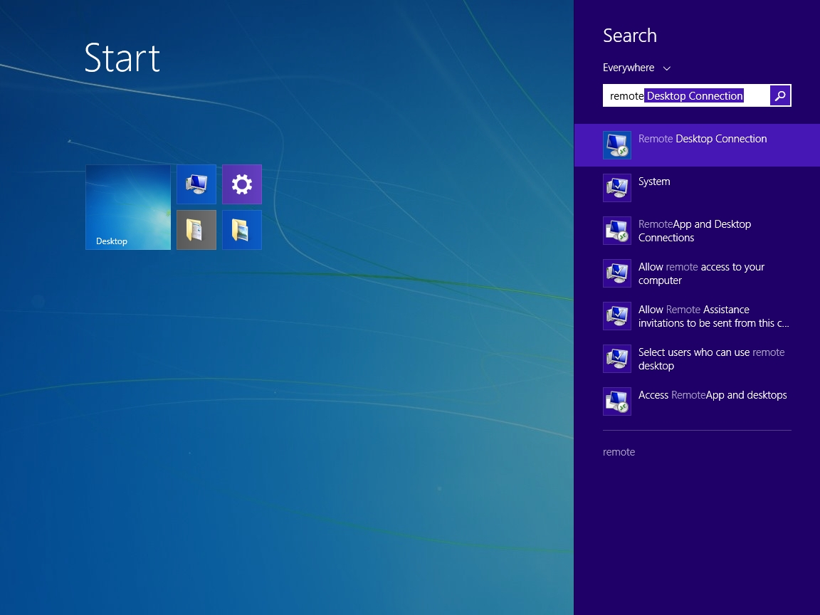Windows 8 RDP 02
