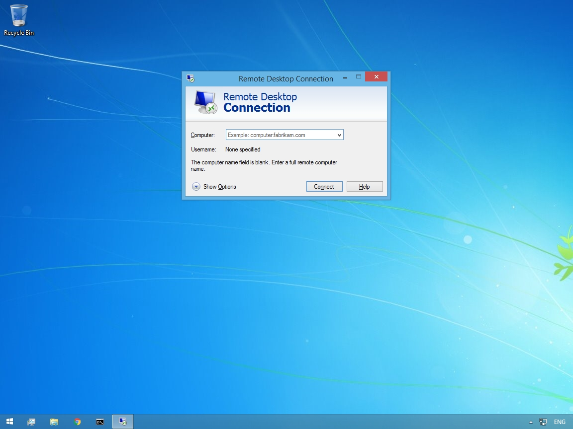 Windows 8 RDP 03